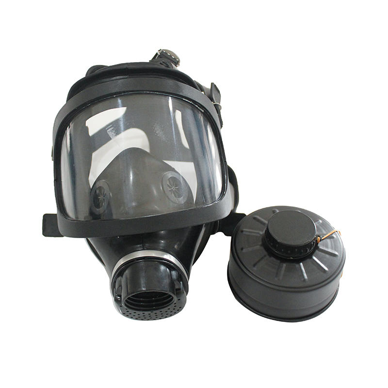 full face gas mask, military police use gas mask, chemical full face gas mask