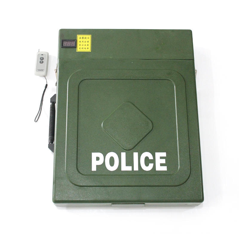 Remote control stainless steel police road blocker tire killer police gear and equipment