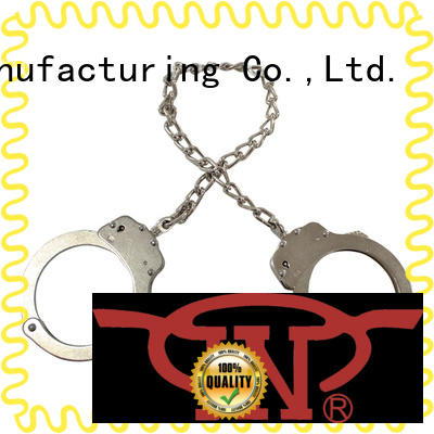 JN High-quality tactical handcuffs company for security