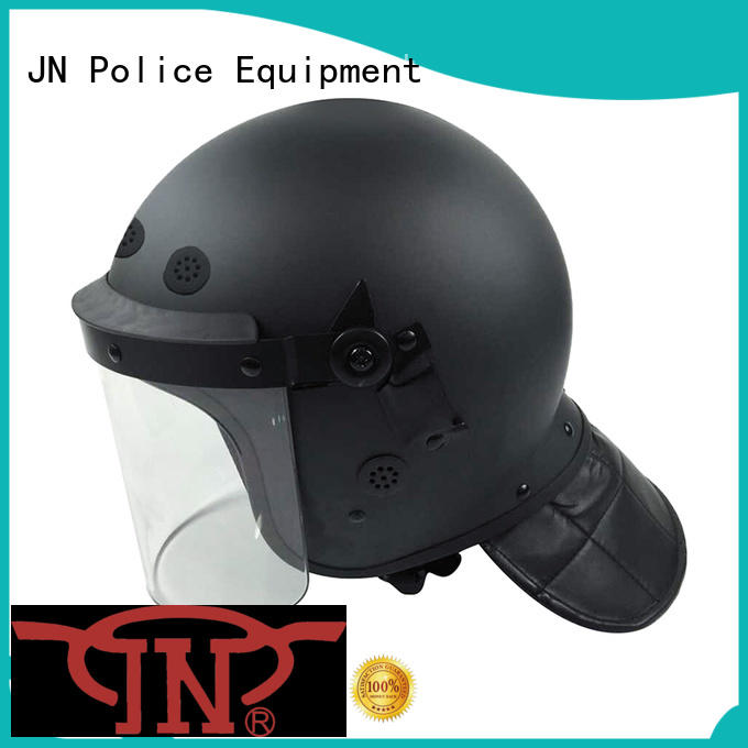 JN High-quality riot helmet with face shield Supply for self-defence