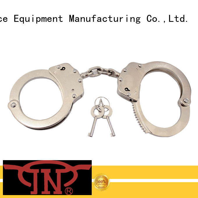 JN handcuff design manufacturers for security