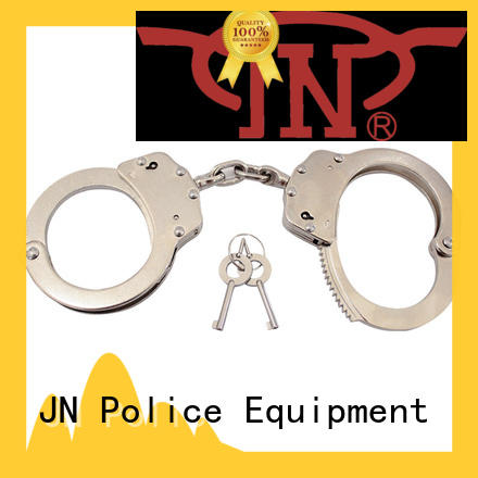 JN New real handcuffs company for officer's