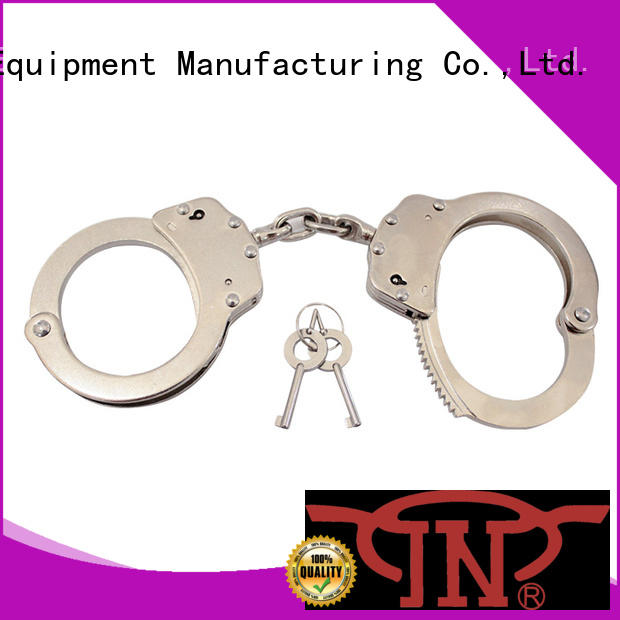 JN quality handcuffs Suppliers for officer's