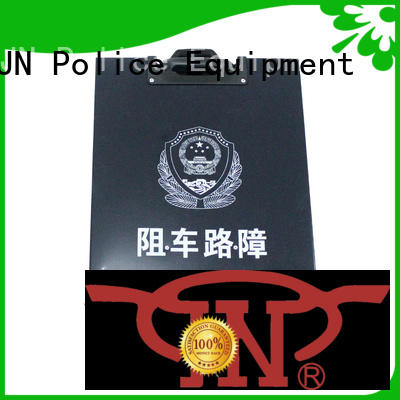 Custom police roadblock manufacturers for police