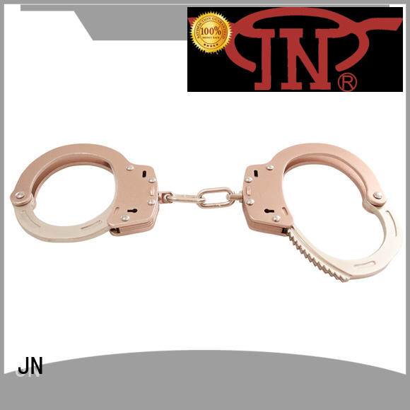 JN buy real handcuffs company