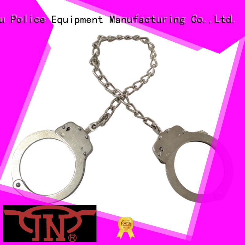 JN Wholesale police style handcuffs Suppliers for law and order