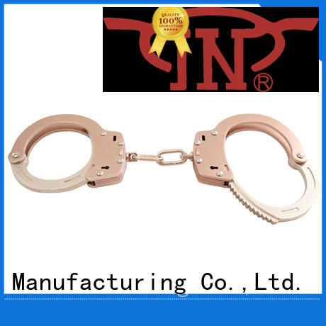 JN High-quality new handcuffs factory