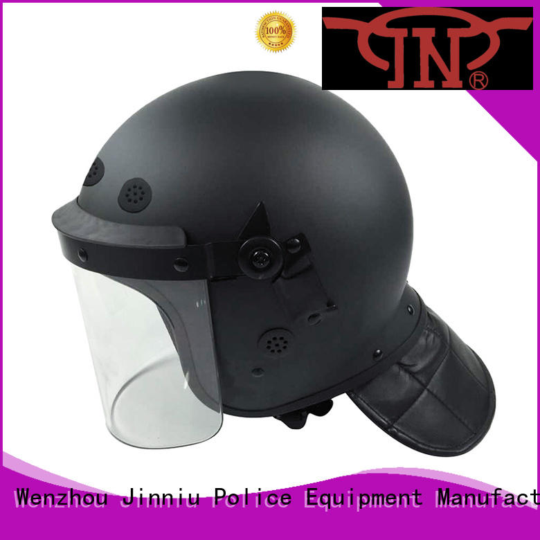 JN police riot gear helmets factory for police